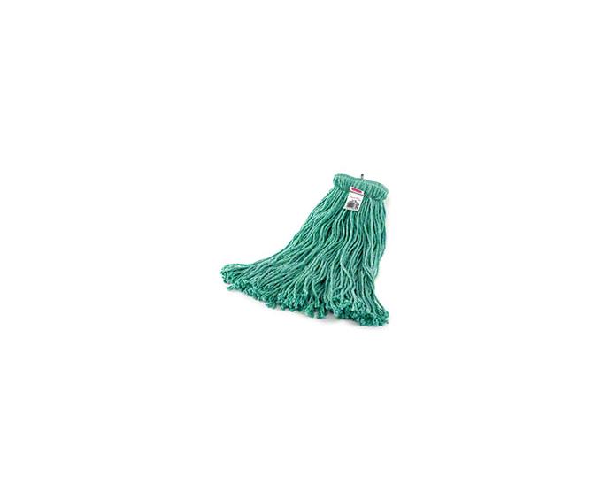 16 OZ Dura Pro Blend Wet Mop, Twister Headband, Blue