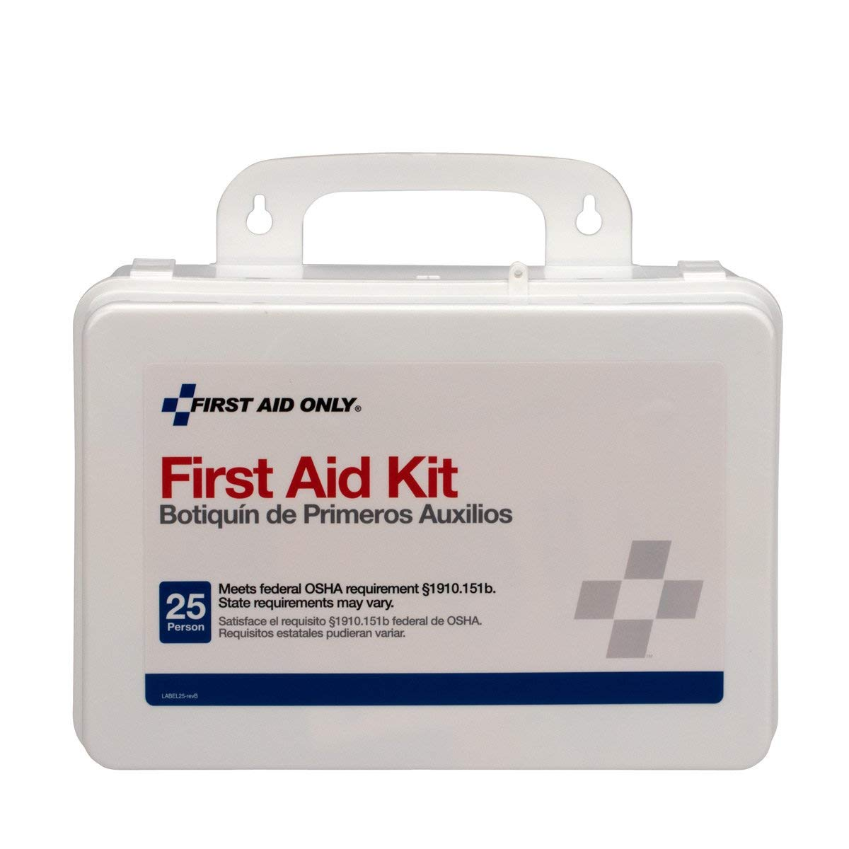 First Aid Only® Pac-Kit® 25 Person OSHA Compliant First Aid Kit
