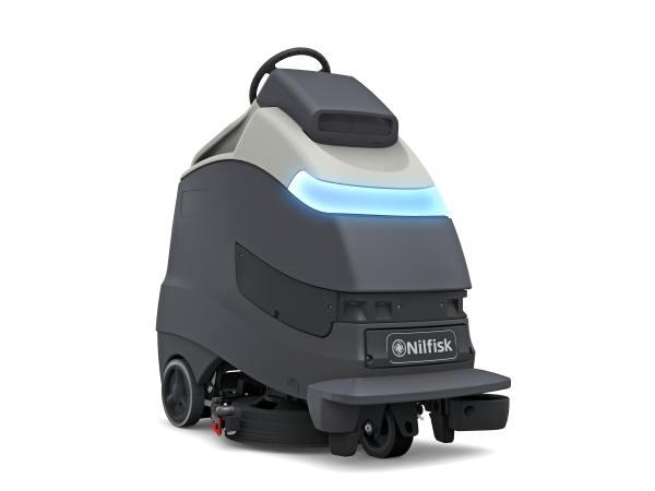 Liberty SC50 Stand On Autonomous Scrubber