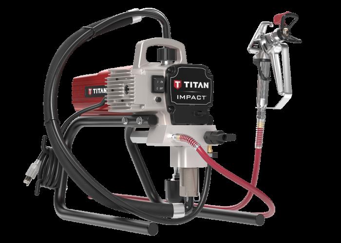 Nilfisk Titan IMPACT 410 Sprayer 115 Volt
