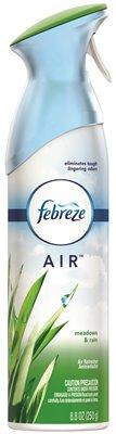 Febreze Air Effects Meadows & Rain 8.8 oz (6/case)