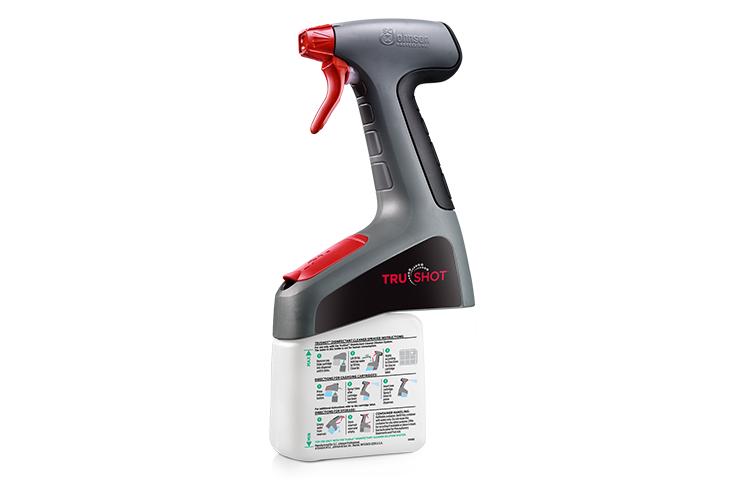 TruShot™ Disinfectant Trigger Dispenser System 10fl oz, 4/case