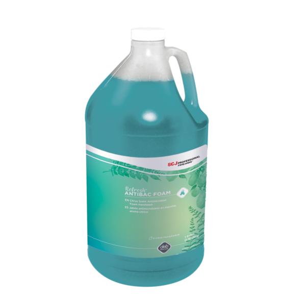 Refresh™ AntiBac Foam 1gal bottle, 4/case