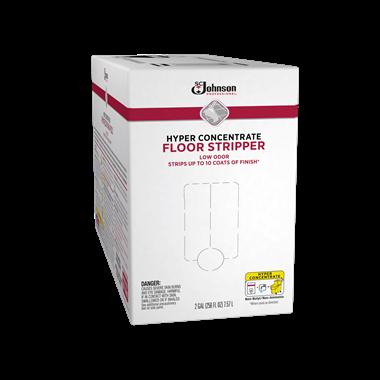 Hyper Concentrate Floor Stripper 2gal bag-in-box