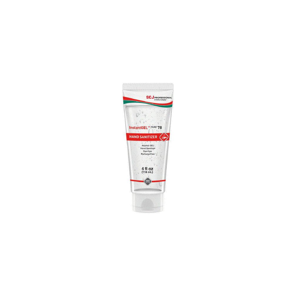 Instantgel Pure Gel Hand Sanitizer 4OZ 50/CS