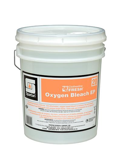 Clothesline Fresh EP20 Oxygen Bleach 5 Gallon