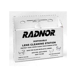 Lens Cleaning Station Tissue & Solution Dispenser