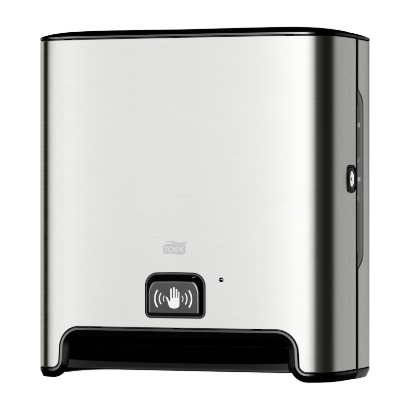 Dispenser H11 Image Stainless Steel Intuition Hand Towel Dispenser