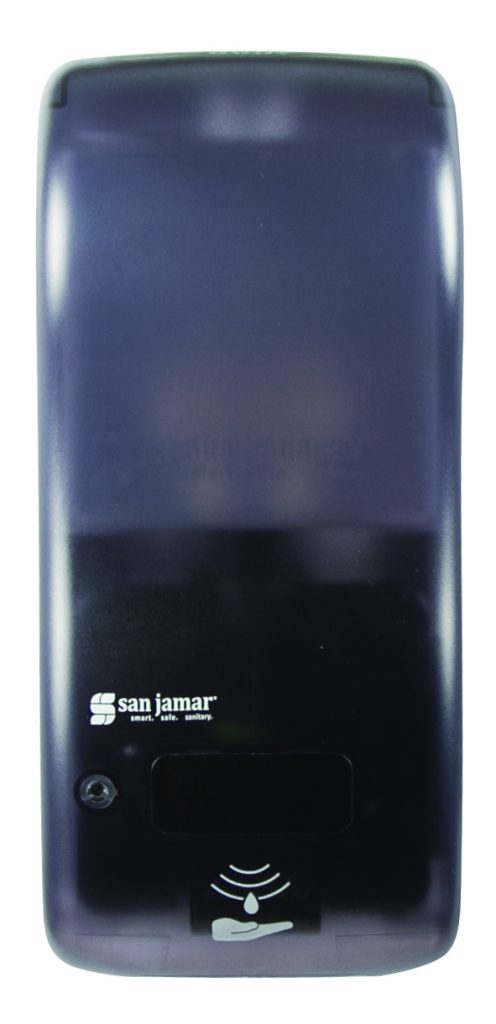 Rely Hybrid Electronic Touchless Lotion Soap Dispenser Black Pearl