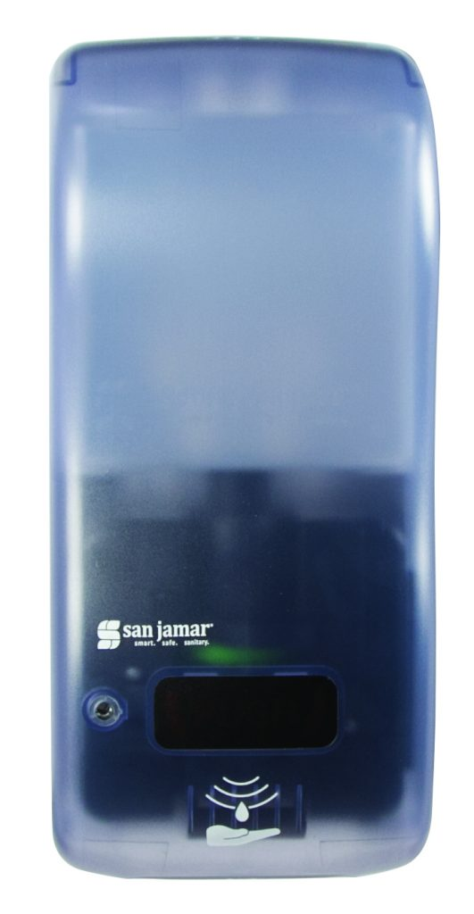 Rely Hybrid Electronic TF Lotion Soap Dispenser Blue