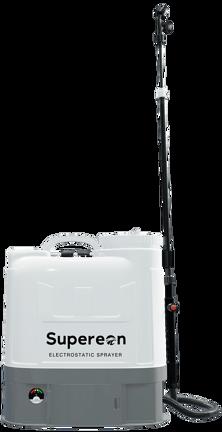 Supereon Cordless Electrostatic Sprayer W/Dual Nozzle